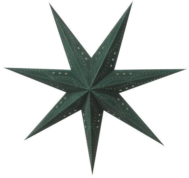Julestjerne Sofie, Lengde 75 cm, Grønn