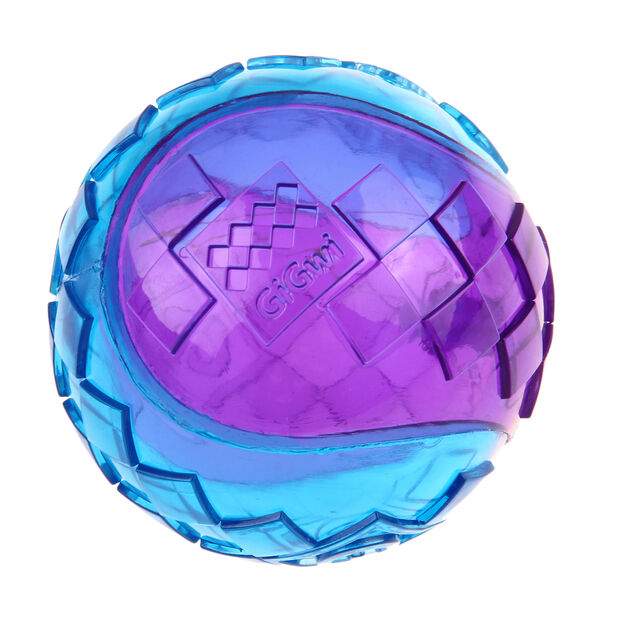 GiGwi Ball L, 2 pk, Blå