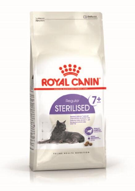 Royal Canin Sterilised 7+, 1.5 kg