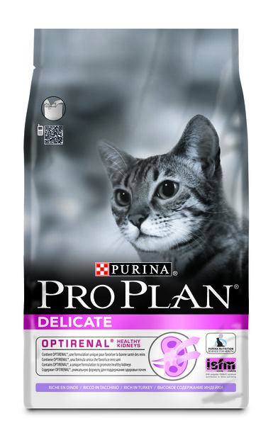 Purina Pro Plan Delicate Optidigest Kalkun, 10 kg