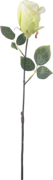 Rose snitt kunstig, Høyde 45 cm, Rød