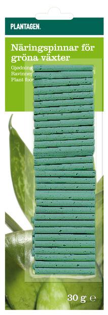 Gjødsel pinner, 30 pk, Grønn