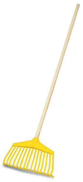 Rive mini, Lengde 79 cm, Gul