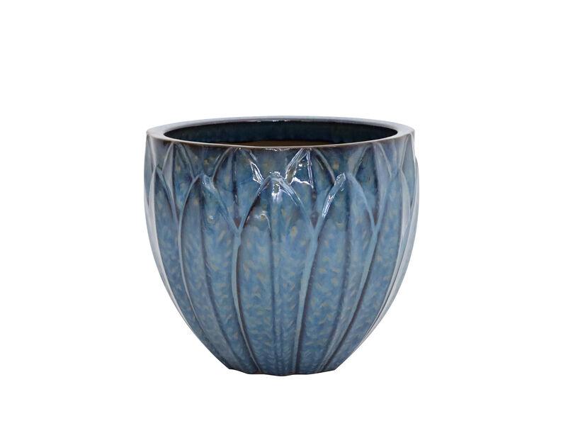 Potte Leah, Ø29 cm, Blå