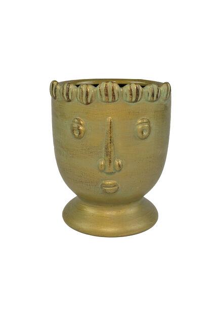 Potte Didrik, Ø12 cm, Gull