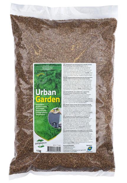 Urban Garden Kompoststrø