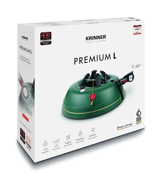 Juletrefot Krinner Premium L