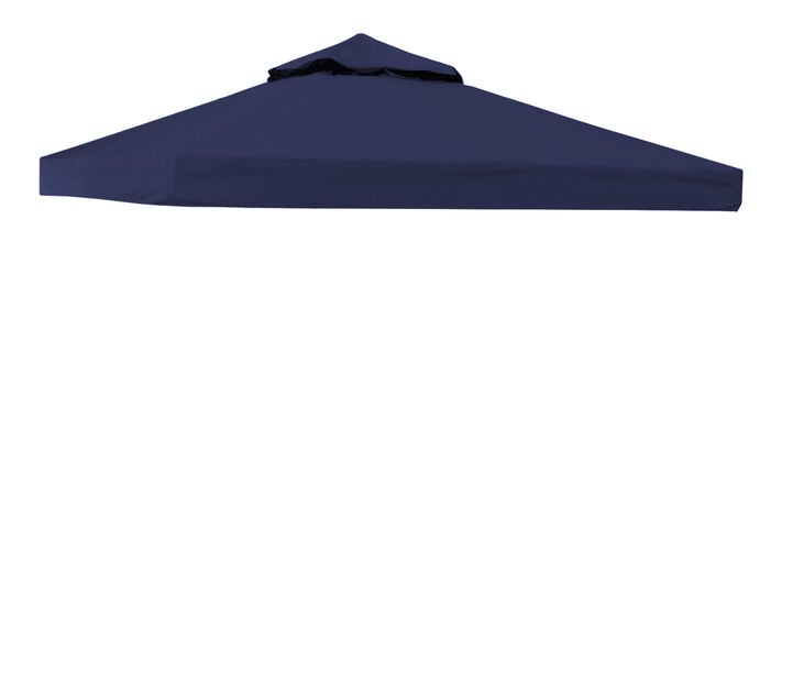 Oppdatert Paviljongtak Malva Lengde 300 cm Marineblå | Plantasjen NM-44