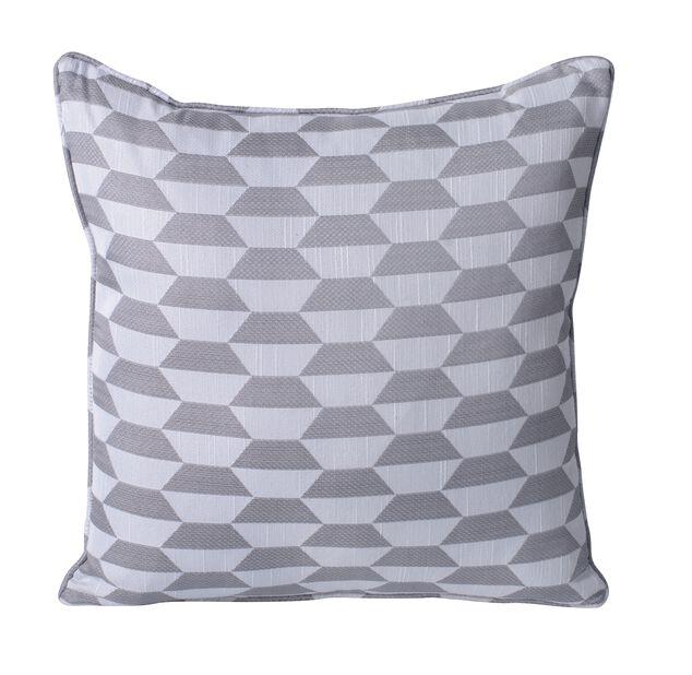 Pute 3D 45x45 cm, grå