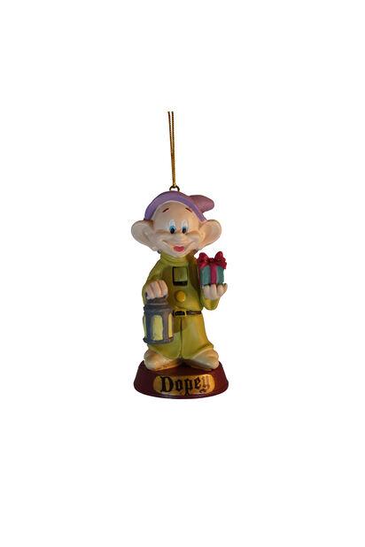 Juletrepynt Minsten nøtteknekker, Høyde 13 cm, Flerfarget