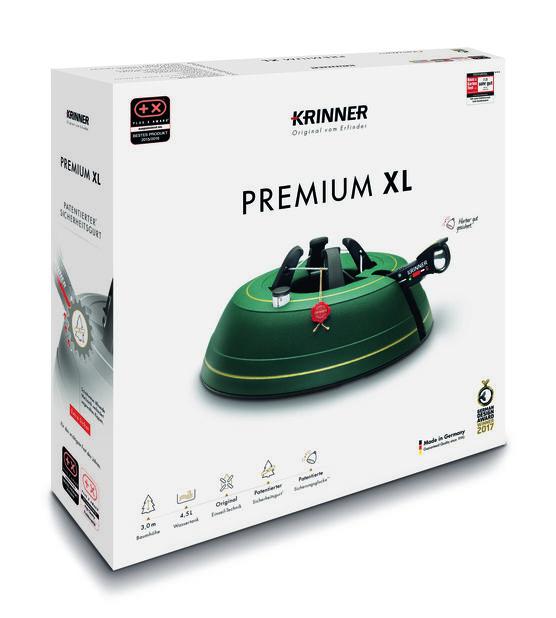 Juletrefot Krinner Premium XL
