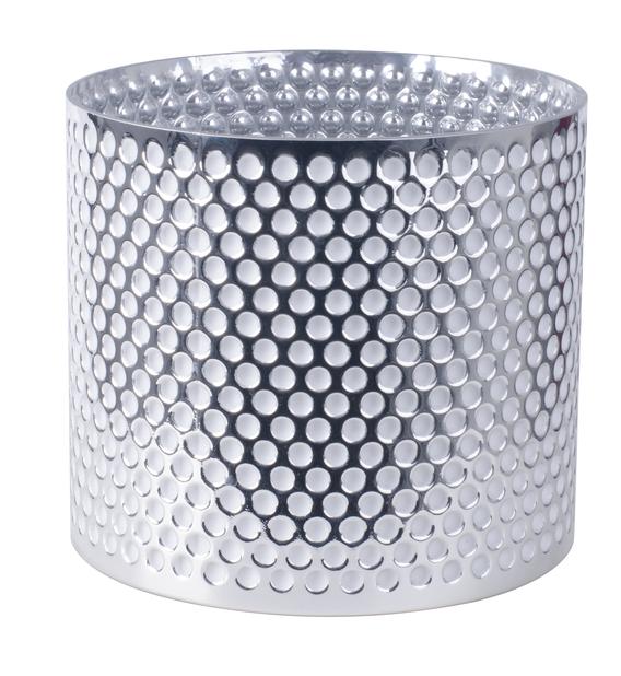 Potte Glamour Ø19,5cm, silver