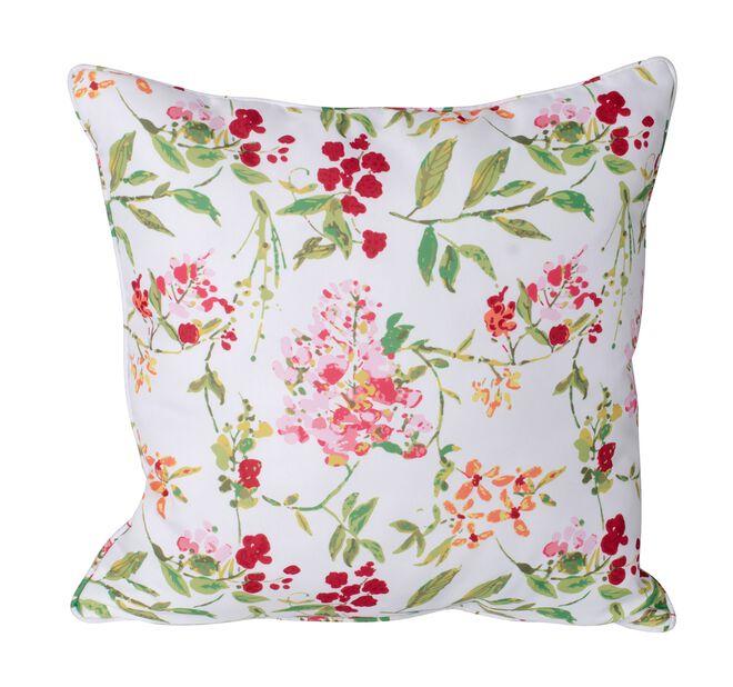 Pute Lilac 45 x 45 cm, hvit