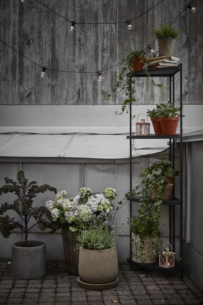Potte leire, Ø20 cm, Terrakotta
