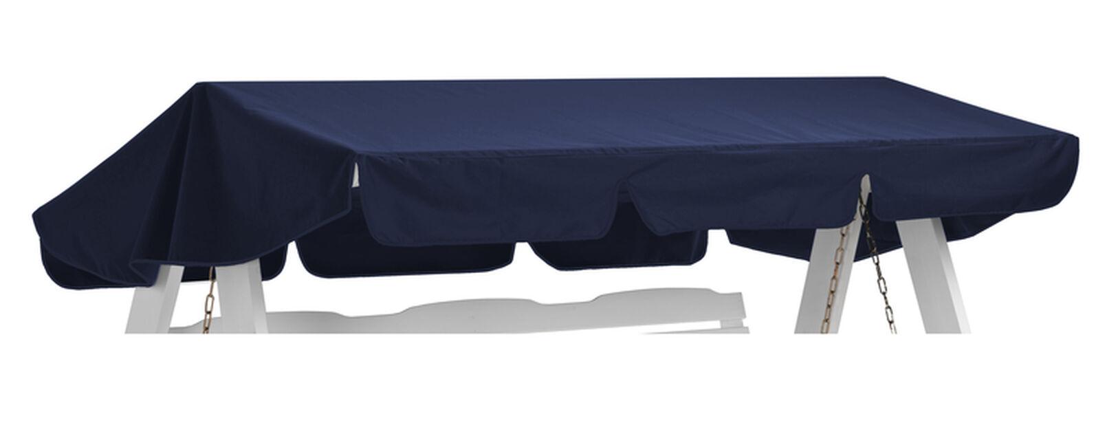 Hammocktak Dalom, Lengde 191 cm, Marineblå