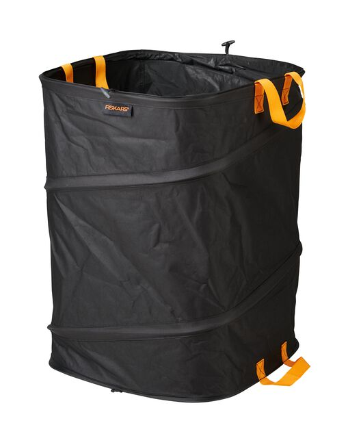 Pop Up Bag Fiskars, Ø50 cm, Svart