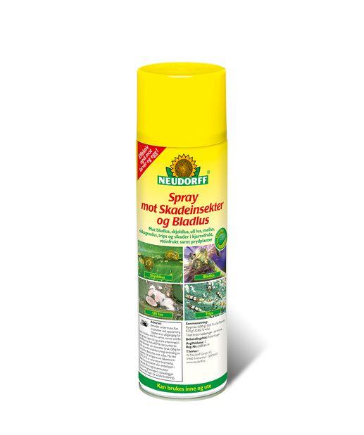 Spray mot skadeinsekter og bladlus, 400 ml