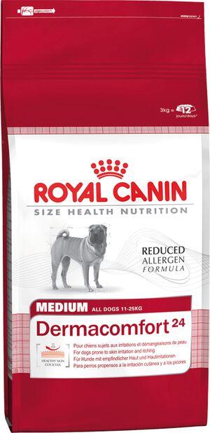 Royal Canin Dermacomfort Medium, 10 kg
