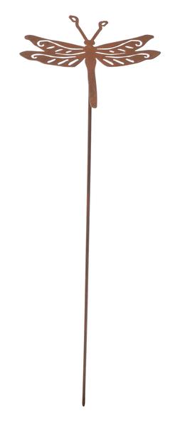 Dekorasjonspinne øyenstikker 50cm
