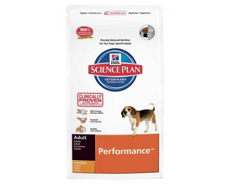 Canine Adult Performance 12 Kg, 12 kg, Hvit