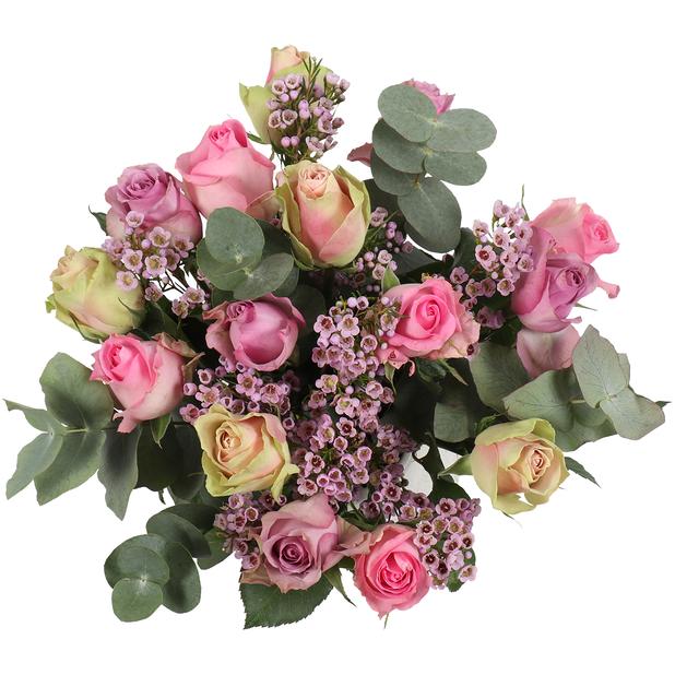 Bukett 'Sweet roses'