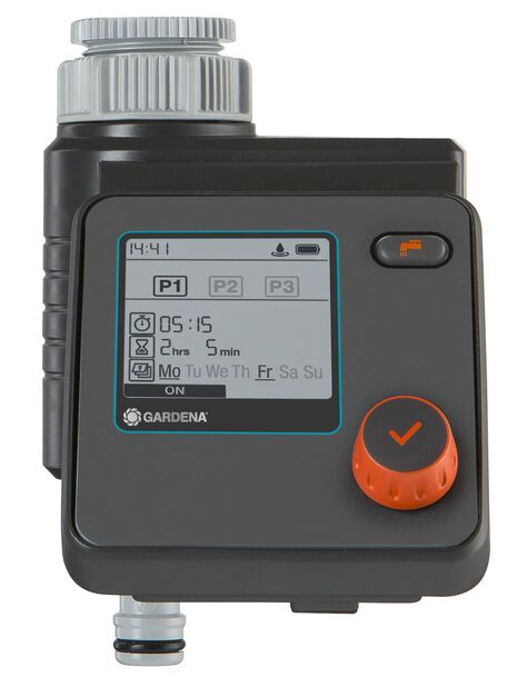 Vanningscomputer select M5 Gardena