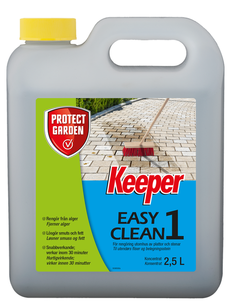 Keeper Easy Clean, 2.5 L, .