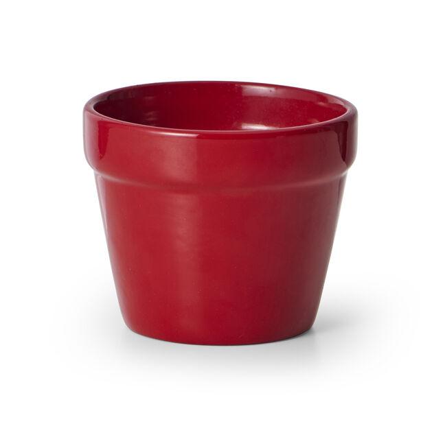 Minipotte Lena, Ø7 cm, Rød