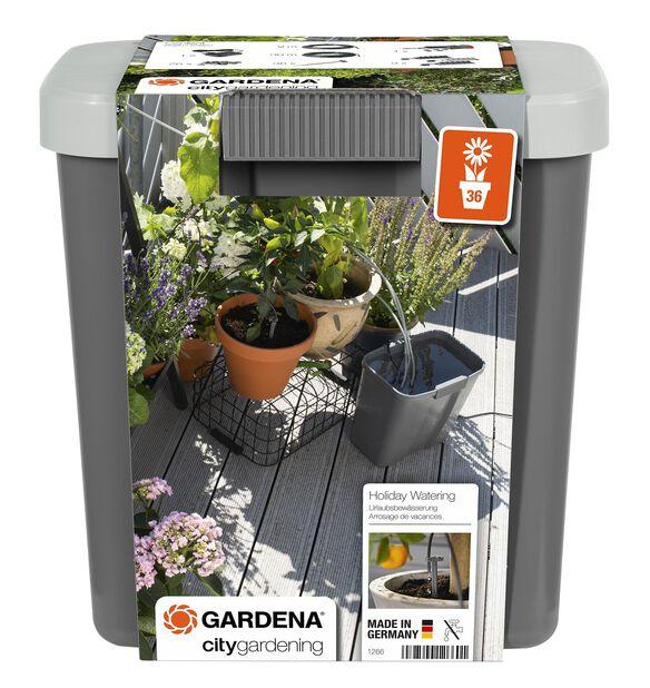 Ferievanningssett med vannbeholder Gardena