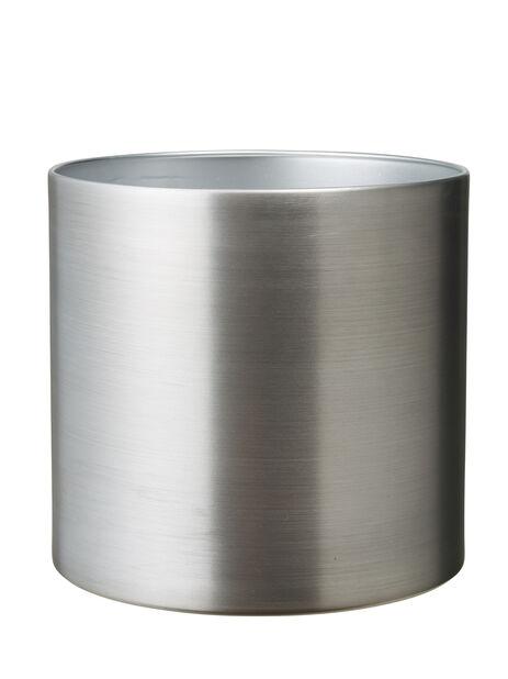 Potte Colinfarget , Ø27 cm, Sølv