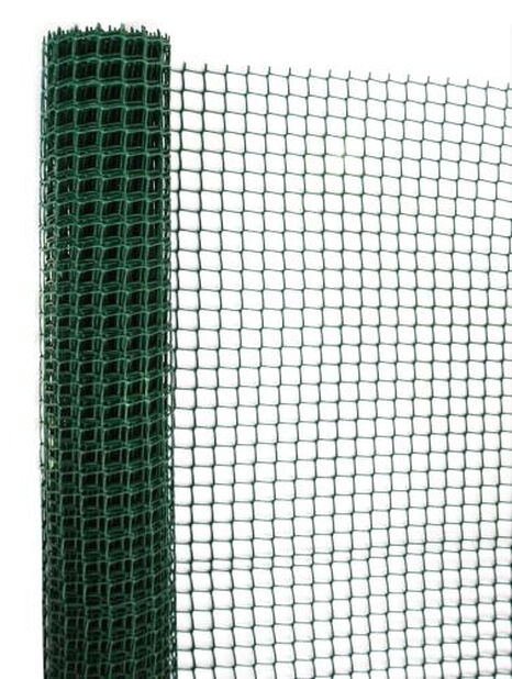 Metallnett for klatreplanter, Lengde 250 cm, Grønn