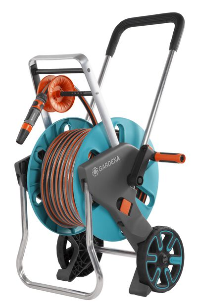 Gardena Hose Trolley Set Aquaroll Easy