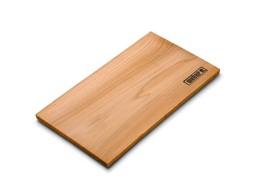 Firespice Plank - Cedar, Svart
