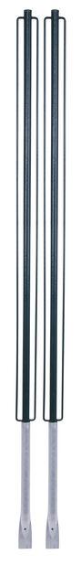 Kompoststolpe 2-p, Høyde 120 cm, Grønn