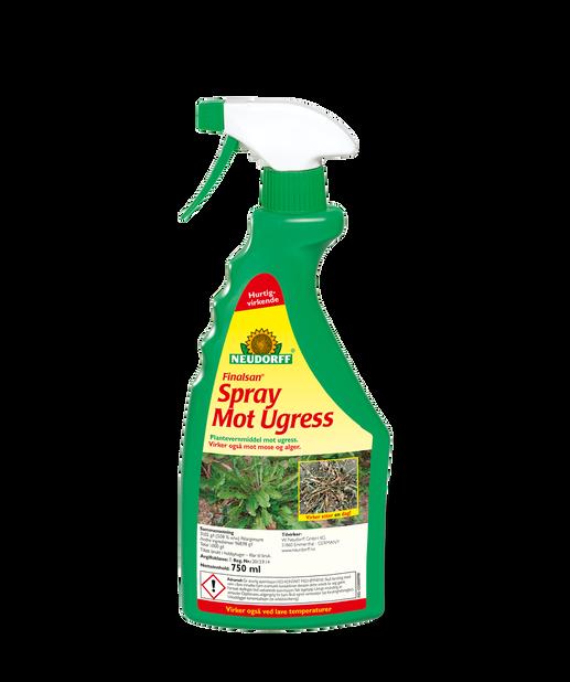 Spray mot ugress, 750 ml, Flerfarget