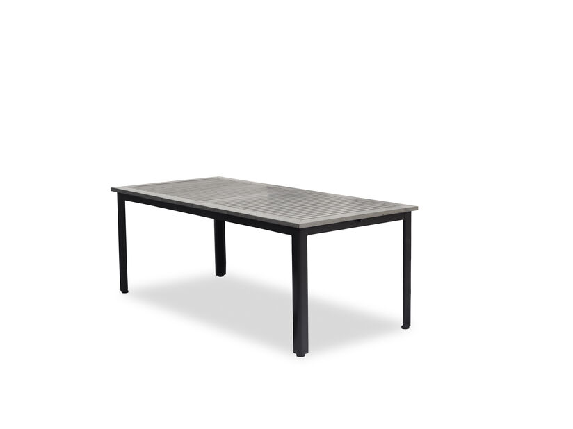 Spisebord Ammi , Lengde 2.8 m, Grå