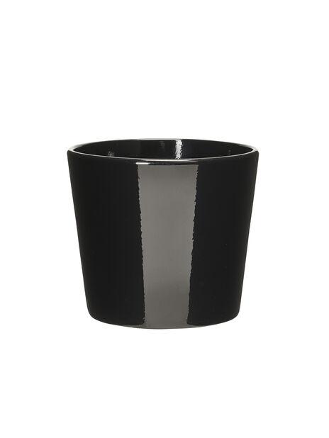 Potte Harmoni Ø14cm, svart