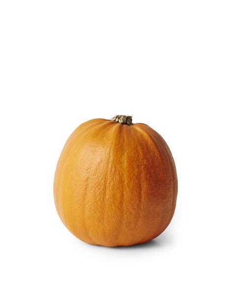 Halloween gresskar, Høyde 34 cm, Oransje
