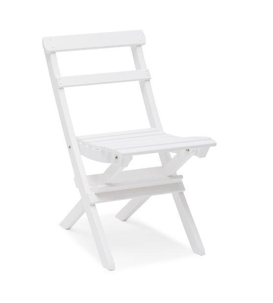 Stol Torpet, Bredde 43 cm, Hvit