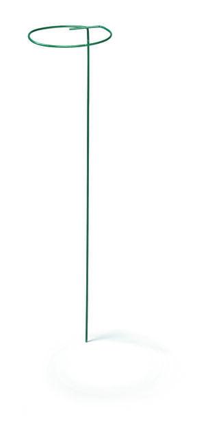 Buskstøtte spiral, Ø30 cm, Grønn