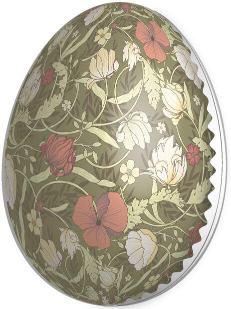 Påskepynt påskeegg, Høyde 15 cm, Flerfarget