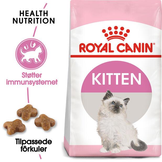 Kitten 2 kg, 2 kg, Flerfarget