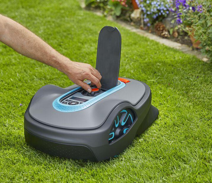 Robotklipper Sileno Life 1000m2 smart Gardena