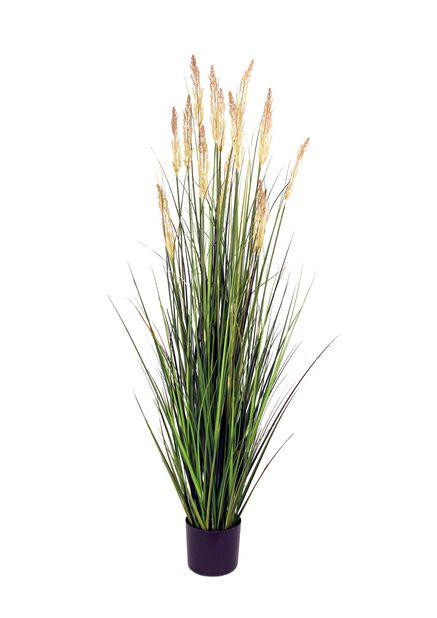 Prydgress kunstig, Lengde 153 cm, Grønn