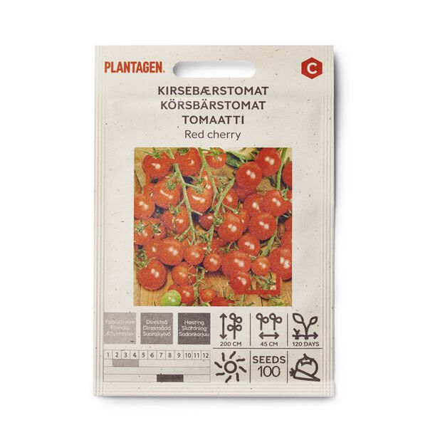 Tomat 'Red cherry'