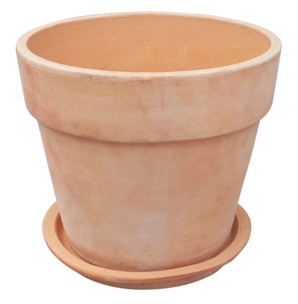Potte Sutton m/fat terracotta d 27