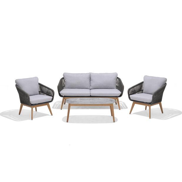 Sofagruppe Ameland Rope 1+1+2