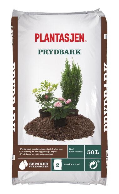 Plantasjen Prydbark 50 l