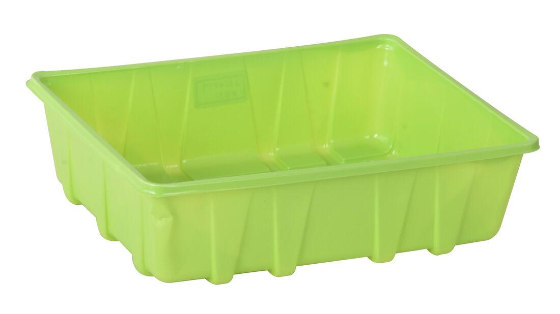 Såbrett 12 celler, Lengde 22 cm, Grønn