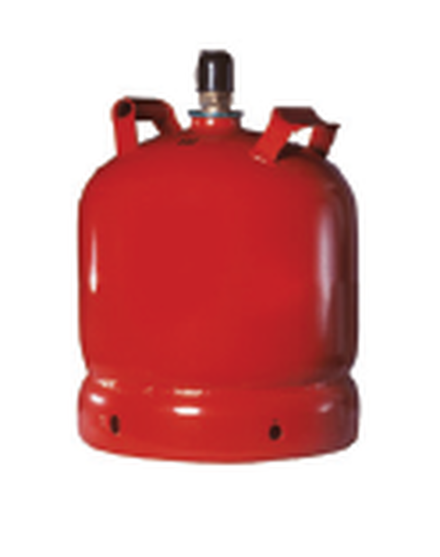 Yara Steel Canister 5Kg, Empty